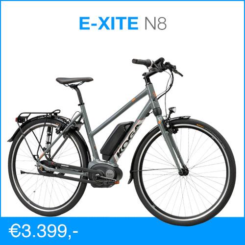 KOGA E-Xite N8