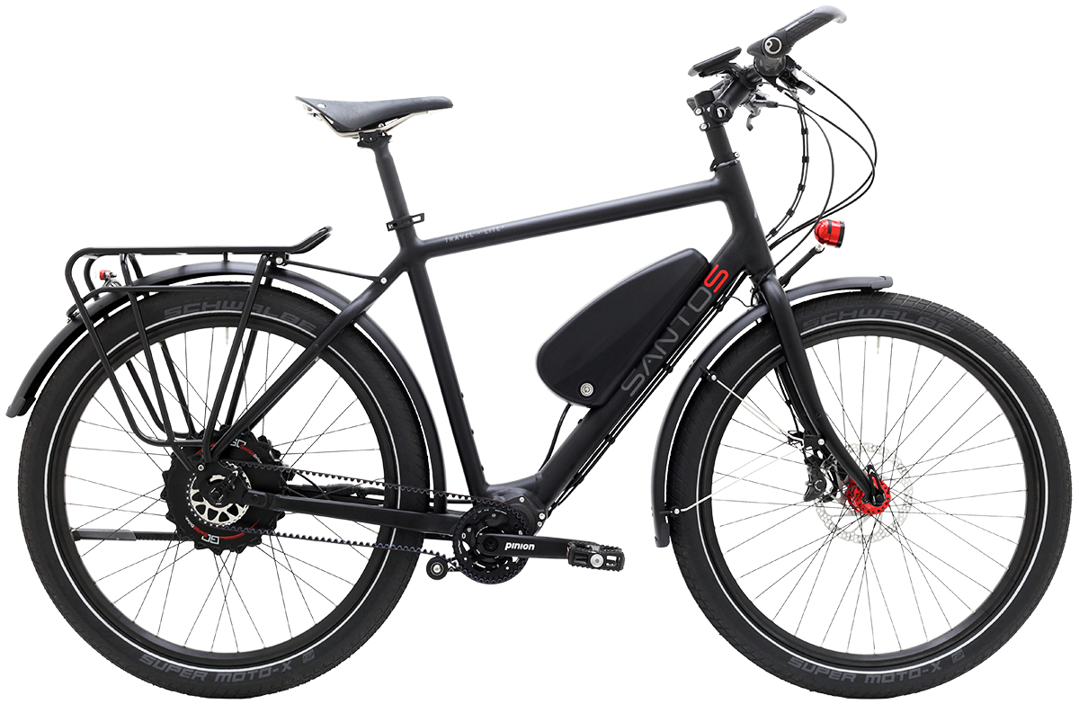 Santos E-bike Travel Lite Plus