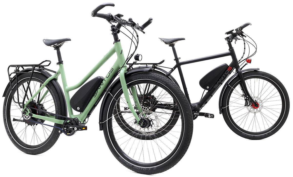 Santos Travel Lite Plus E-bike