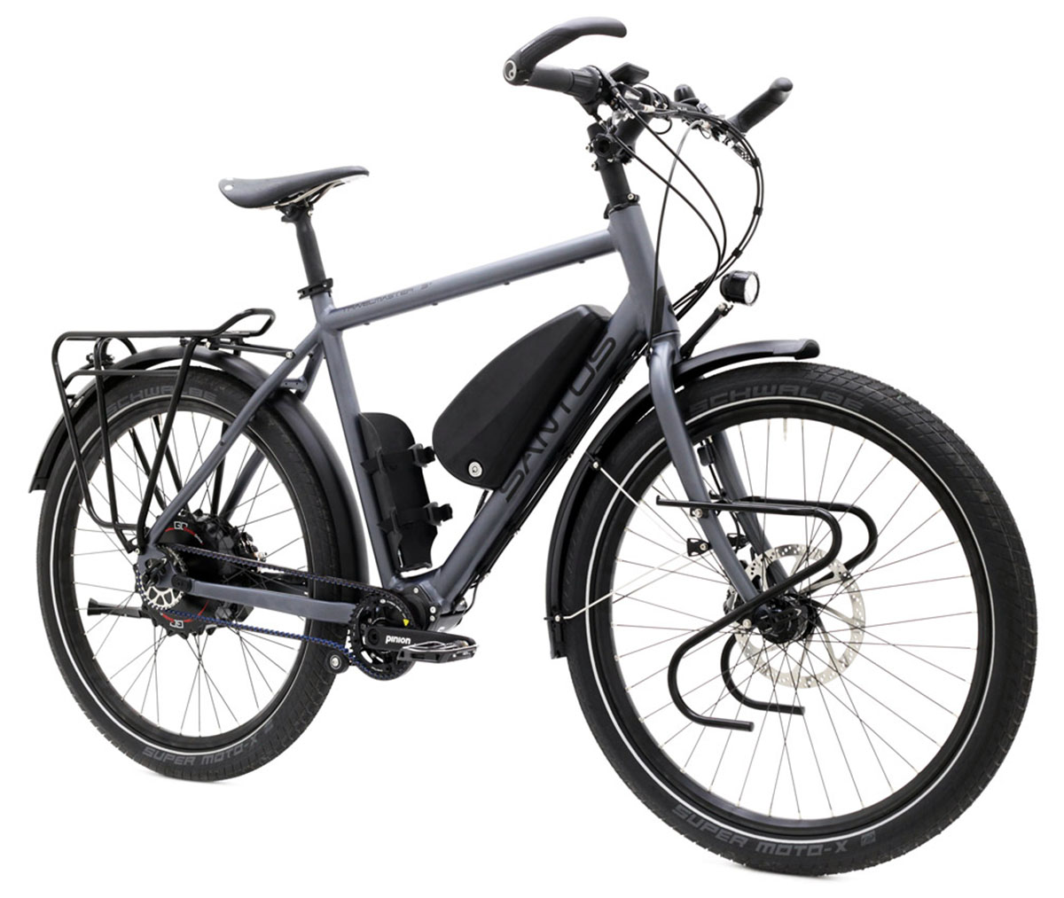 Santos Travelmaster 3 Plus E-bike