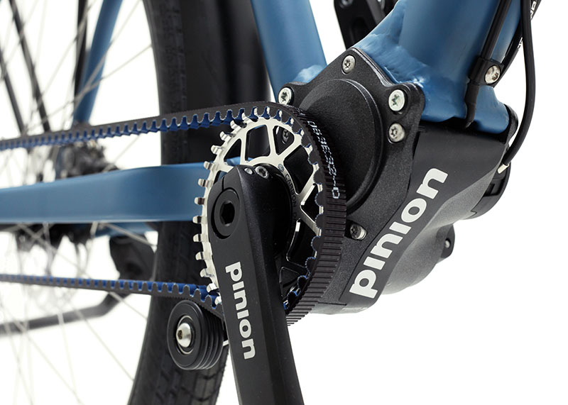 Santos Travel Lite Plus Pinion
