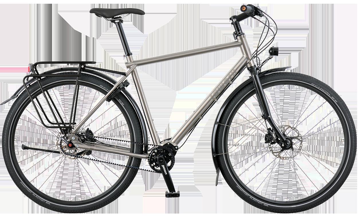 Pinion fiets