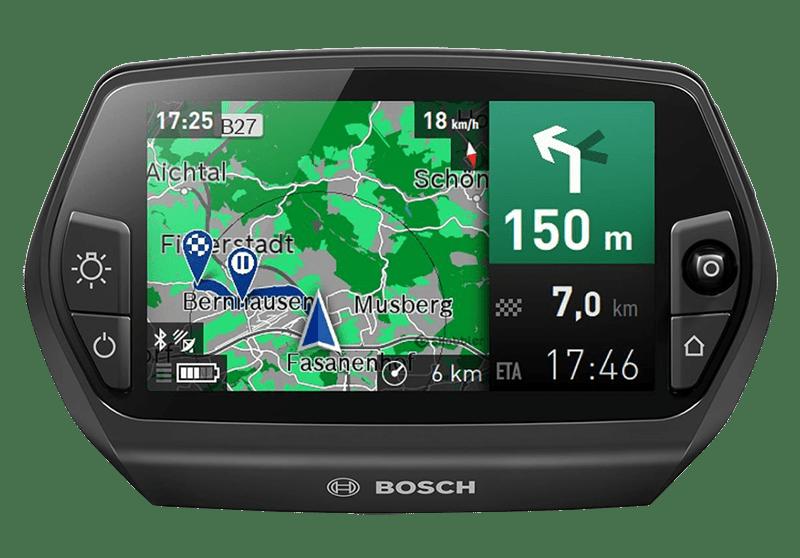 Bosch Nyon display