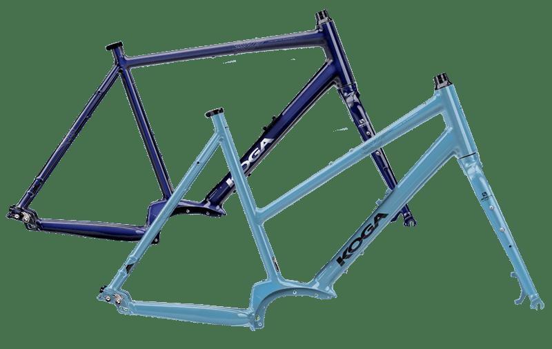 Koga Signature E-WorldTraveller-S frame