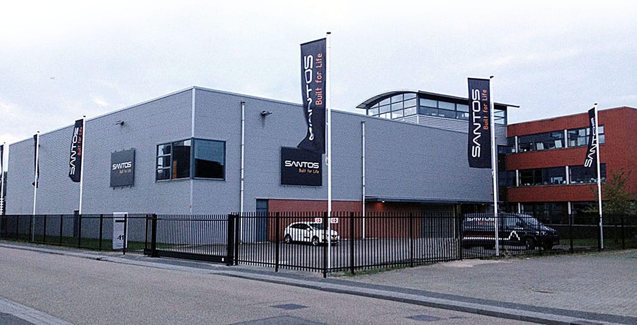 Santos fabriek