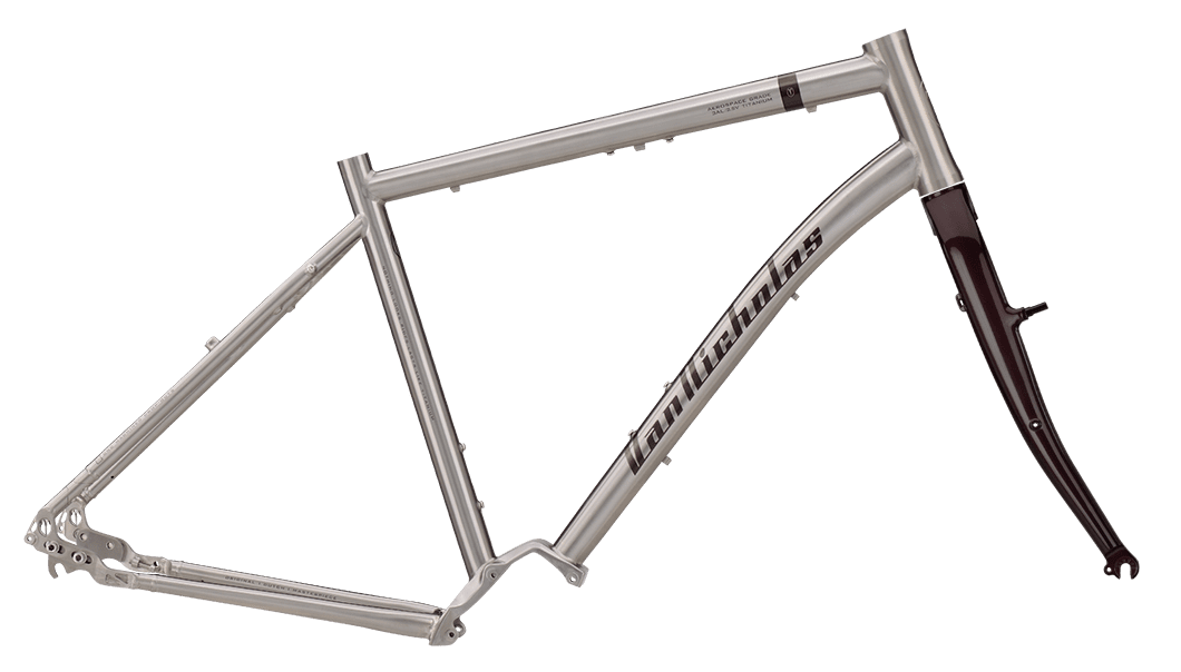 Van Nicholas Deveron titanium frame
