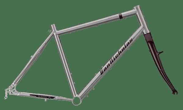 Van Nicholas Pioneer titanium frame