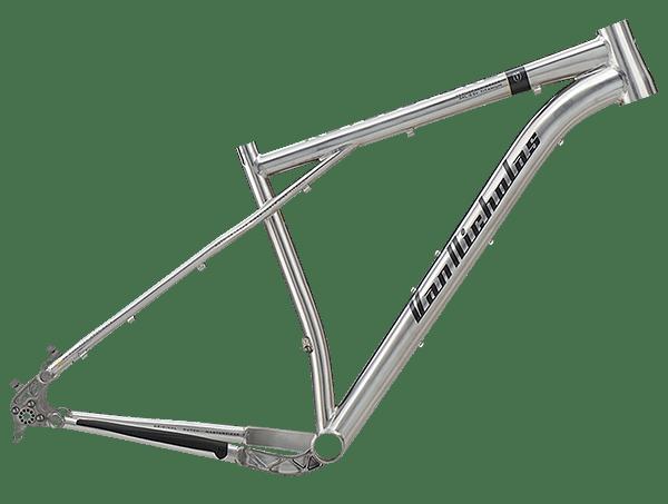 Van Nicholas Revelstoke titanium frame