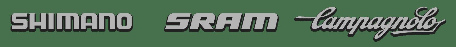 Shimano SRAM Campagnolo afmontage