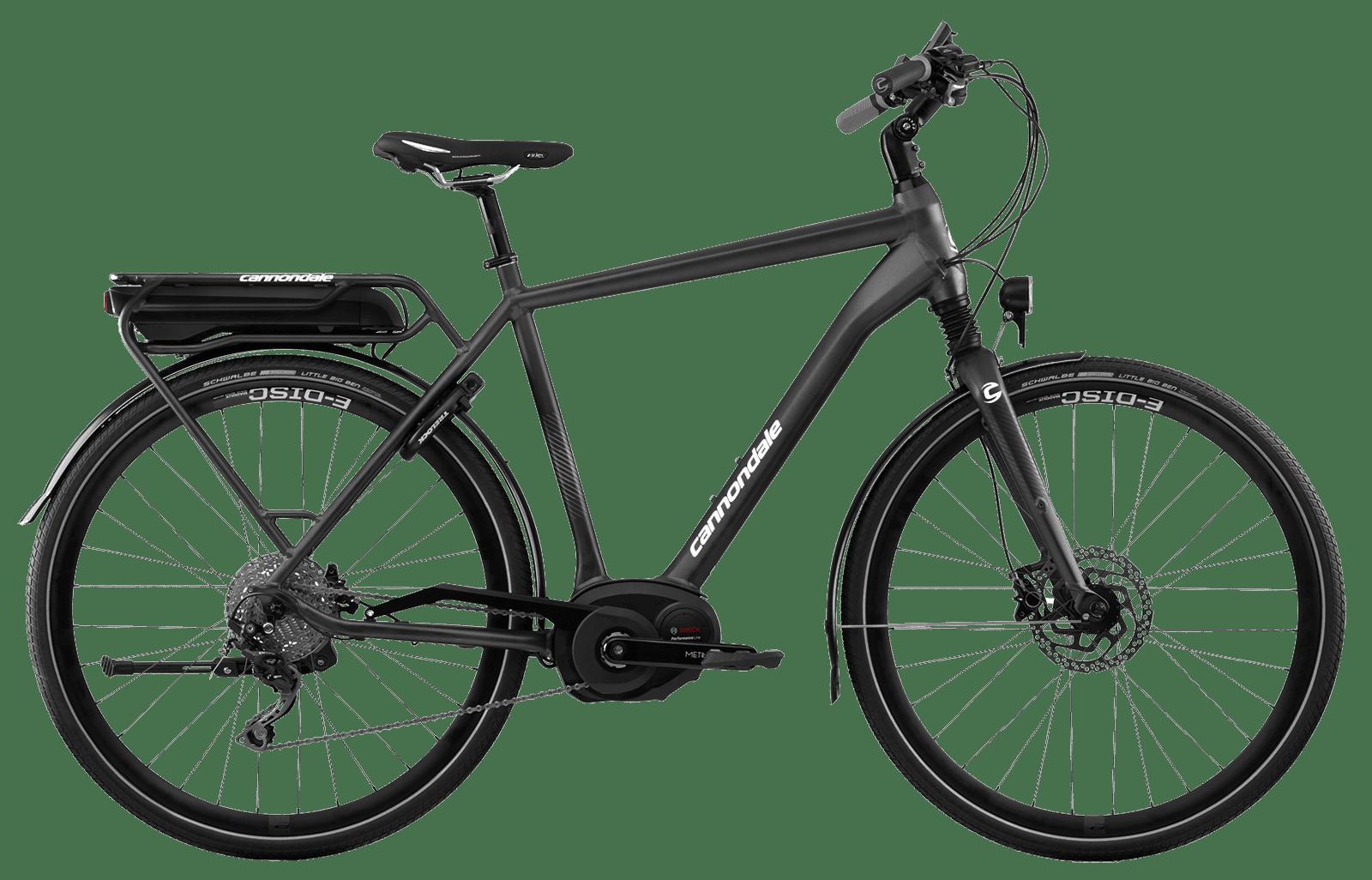 Cannondale Mavaro Performance 4 heren E-bike