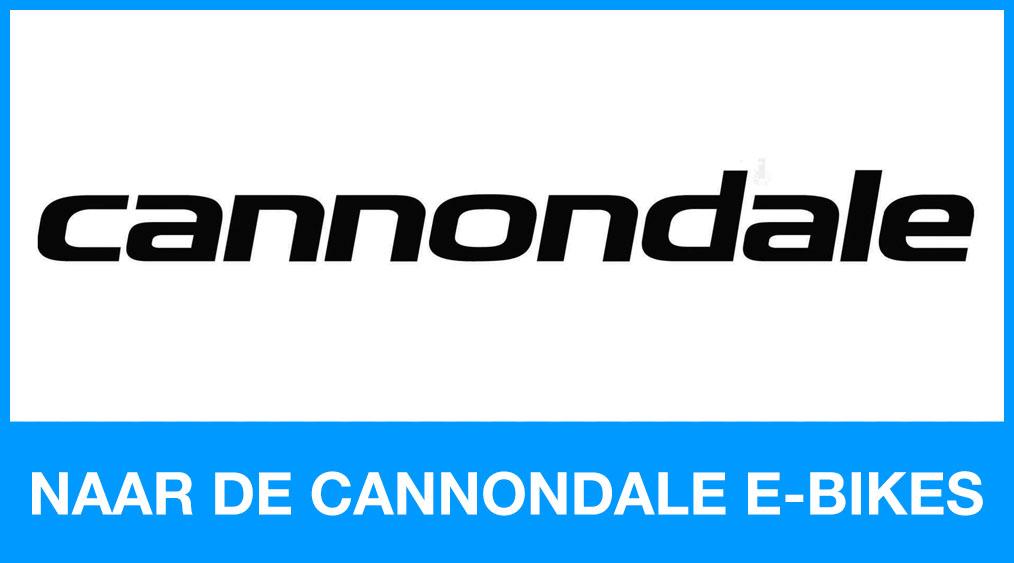 Cannondale E-bike collectie