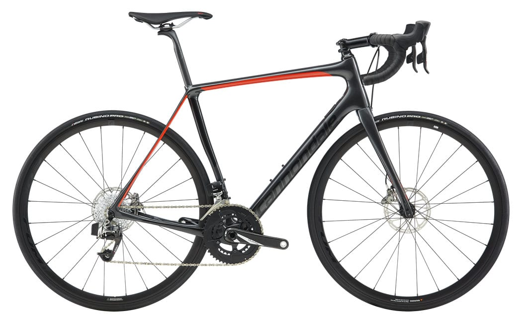 Cannondale Synapse Carbon Disc Red Etap 2019