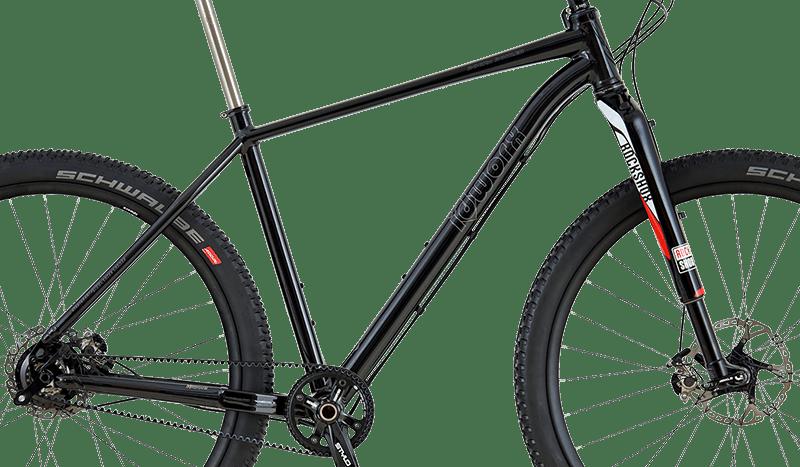 Idworx Rockn Rohler aluminium frame