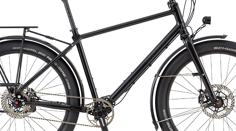Idworx oPinion BLT frame