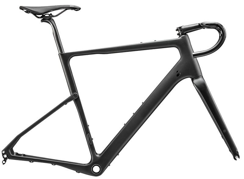 Cannondale Topstone Carbon geometrie
