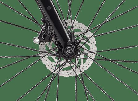 Cannondale Topstone carbon schijfrem